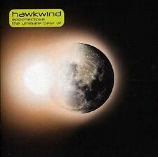 Hawkwind Epocheclipse-Best Of CD NEW SEALED Silver Machine/Motorhead+