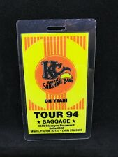 KC And The Sunshine  Band Oh Yeah Tour 1994 Pass Make A Little Love