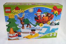 LEGO® Duplo 10837 Winterspaß mit dem Weihnachtsmann Neu/New/Sealed