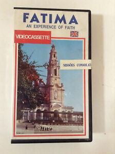 Fatima An Experience Of Faith - VHS