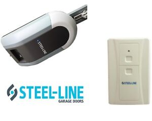Genuine Steel-Line SD800 Wall Button 433.92Mhz Compatible with ZT-07 Remote
