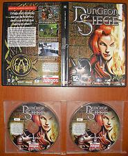 Dungeon Siege 1 [PC CD-ROM] revista 'Computer Hoy Juegos' Versión Española