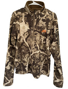 First Lite Halstead Mid Weight 1/4 Zip Long Sleeve🦌 Synthetic Blend Top SMALL