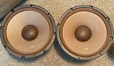 """Vintage Pioneer 30-701F 12"""" woofer from CS-77a, two available, TESTED AND WORKIN"""