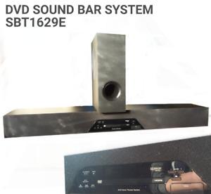 Venturer DVD CD Soundbar Home Theatre System SBT1629E with HDMI & SCART output.