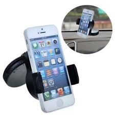 Universal Mobile Phone Car Windscreen Suction Mount Cradle Stand Holder