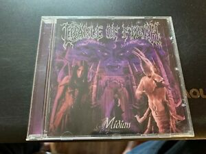 CRADLE OF FILTH-midian/12 trax/vg con cd/2006