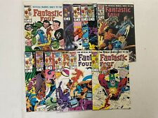 Fantastic Four Official Marvel Index to The Fantastic Four 1-12 VF+ Bagged