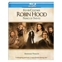 WARNER HOME VIDEO BR42992 ROBIN HOOD-PRINCE OF THIEVES (BLU-RAY/EXT CUT/WS-1.85)