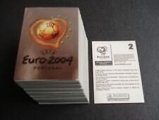 *** Panini Euro 04 Stickers (2004) ***