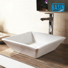 Cloakroom Solid Pattern Square Home Bathroom Sinks