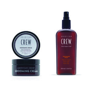 American Crew Grooming Spry/Cream for Man Hair Care Choose And Option