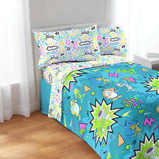 Nickelodeon's Rugrats - Ren and Stimpy - Catdog Twin/Full REVERSIBLE Comforter