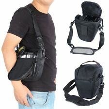 Black Backpack SLR Case Camera Bag Waterproof for Canon Nikon Sony SLR DSLR