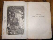 Curiosités D'histoire Naturelle Et Astronomie Amusante - Boitard -Passard - 1862