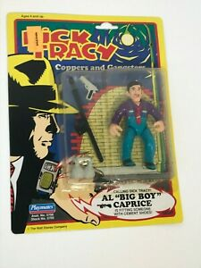 Dick Tracy Al Big Boy Caprice figure Playmates MOC 1990
