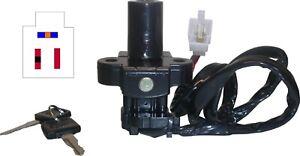 735791 Ignition Switch for Honda NC21, NC30, CB500, CBR1100XX, CBR600, NX650