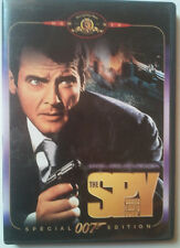 THE SPY WHO LEVED ME / JAMES BOND / ROGER MOORE / DVD / 1977