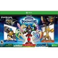 Skylanders Imaginators: Starter Pack Set Kit Portal Game Figures Xbox One New