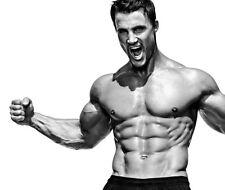 """030 Greg Plitt - American Fitness Model Actor 17""""x14"""" Poster"""