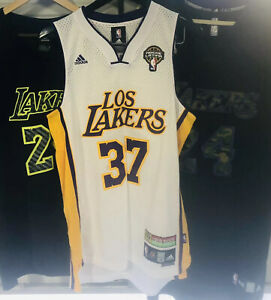 ron artest Latin Nights lakers jersey Rare Adidas Size Small Rare