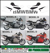 kit adesivi stickers compatibili k 1300 gt special edition