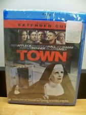 NEW GENUINE USA BLU RAY BEN AFFLECK TOWN EXTENDED CUT FREE 1ST CLS S&H