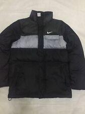 c1af9cd9a292 NIKE Mens Padded Jacket Black Size Large