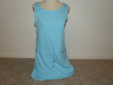 Womens swimsuit coverup Turquoise Swim Suit cover up Anne Cole cover up size M