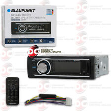 BLAUPUNKT WYOMING 100BT CAR AUDIO 1-DIN USB MP3 BLUETOOTH DIGITAL MEDIA STEREO