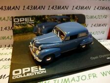 OPE88 voiture 1/43 IXO eagle moss OPEL collection Olympia 1951-1953