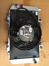 Radiator Atv or Buggy 250cc - 600cc With fan switch and Panasonic thermofan