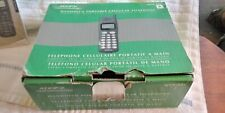 Vintage AUDIOVOX COMMUNICATIONS CORP. MVX-401 Analog Mobile Cell Phone, WITH BOX