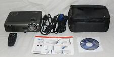 Optoma DLP Projector EX330 With Remote, Cables and Case Real Nice!!!