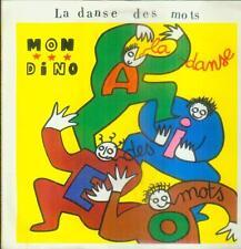 "7"" mon Dino/la danse du plat (France)"