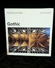 Architecture of the World Ed. Henri Stierlin Gothic English translation