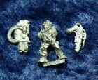 Servitor Multi Melta Metal OOP Miniature Imperial Space Marines Heavy Weapon.