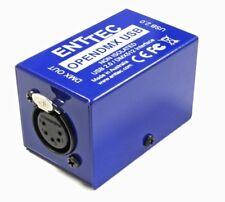 ENTTEC 70303 Open DMX USB Lighting Interface Controller Widget (Open Box)