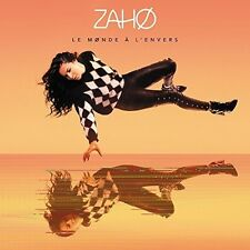 Zaho - Le Monde A L'Envers [New CD] Canada - Import