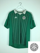 NORTHERN IRELAND 12/13 Home Football Shirt (XL) Soccer Jersey Adidas