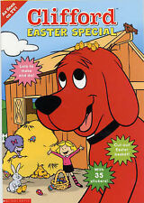 Clifford Sticker Activity;Clifford Easter Special by Scholastic (Paperback,...