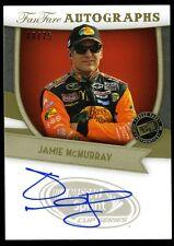 2012 Press Pass Fanfare  AUTO/Autograph JAMIE McMURRAY #ed 08/75