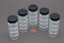 Stackable Jars 25 pot set 5gr 5ml Cosmetic Containers ~ ships free ~ US Seller