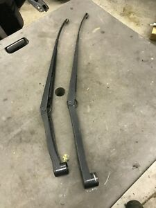 2005-2009 Subaru Legacy GT Outback XT LH RH Windshield Wiper Arms 05-09