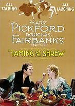 TAMING OF THE SHREW (1929) - DVD - Region Free - Sealed