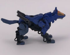 Zoids Blue Command Wolf Figure Hasbro Tomy 2002 Vintage Rare Toy plaything