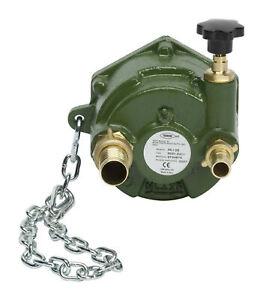 Wasserpumpe Zapfwellen Pumpe Ferroni MLI 25 m. Schlauchset 25 bar max. 180l/min