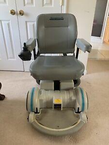 Hoveround MPV5 Power Wheelchair Folding Seat