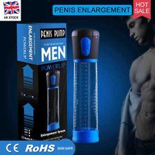 Automatic Electric Male Vacuum Penis Pump Extender Enhancer Enlargement for Men