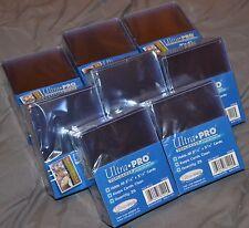 Premium Toploaders Ultra Pro Top Loader Card Storage Clear 3'' x 4'' 150